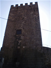 Keep of Lamego Castle (last half of 13th century).