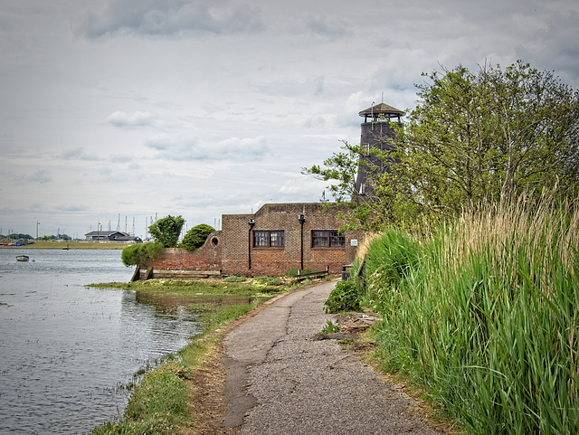 The Old Mill, Langstone Harbour
