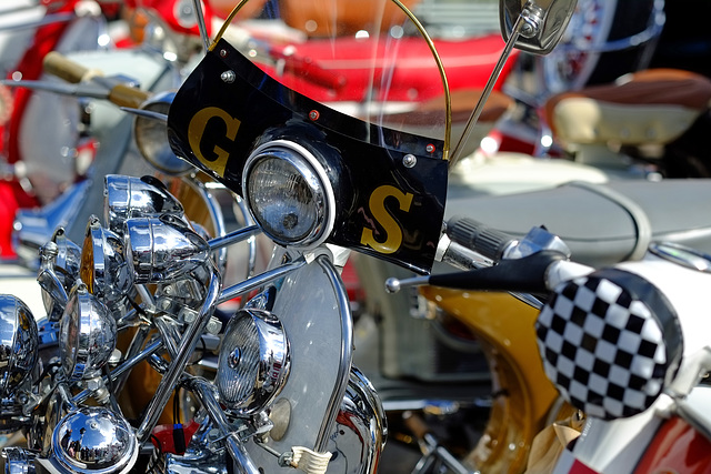 Goodwood Revival Sept 2015 Moped 1 XPro1