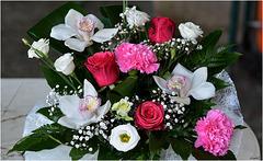 Bouquet d'anniversaire ...