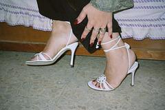 Lady Roxy - Hand and heels / Main et talons hauts