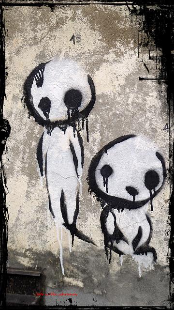 Auch kleine Geister können weinen ...