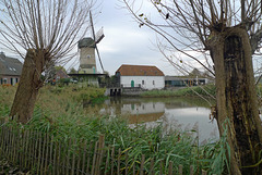 Nederland - Heeswijk-Dinther, Kilsdonkse Molen