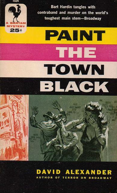 David Alexander - Paint the Town Black