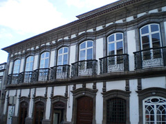 Manor-house of Vila Flor Count.