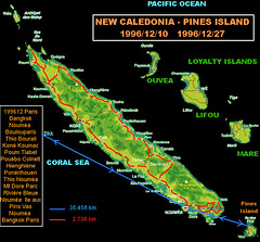 199612 New Caledonia French Territory