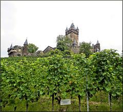 Cochem (D) 9 septembre 2010.