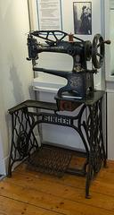 Singer Sewing Machine, Crail Museum