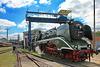 Lok 18 201 in Schwerin