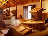 Interior of tide-mill.