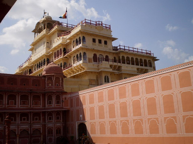 Chandra Mahal (Moon Palace).
