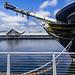 HMS 'Unicorn', Victoria Dock, Dundee