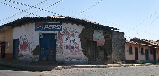 Pepsi on avenida central
