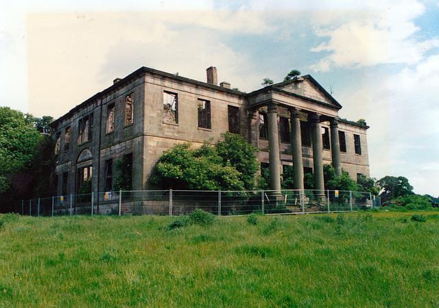 Woodfold Park, Mellor, Lancashire