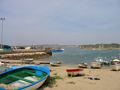 Harbour at Alvor
