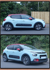 Citroën C3 - 5 June 2020
