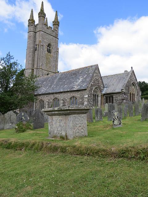 shaugh prior church, devon