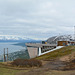 Norway, Tromsø Cable Car Upper Station