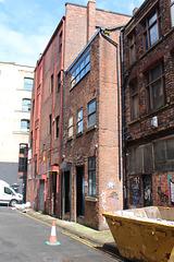 Back Turner Street Manchester