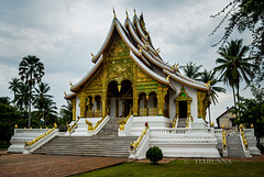 Haw Pha Bang Shrine