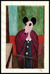 Souricette (S7) par Modigliani