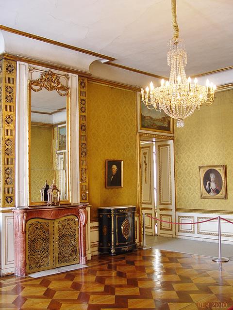 Ludwigslust, Schloss, Voraudienzzimmer