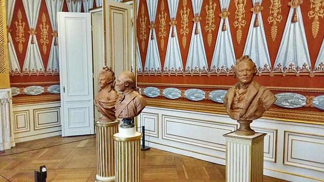 Ludwigslust, Schloss, Gästezimmer