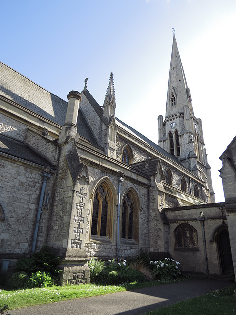christ the saviour, ealing broadway, london