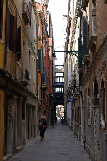 Calle Corner Piscopia O Loredan