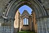 Portail de l'église Saint-Lubin de Yèvre-le-Châtel - Loiret