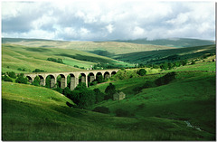 Dent Head Viaduct, Yorkshire