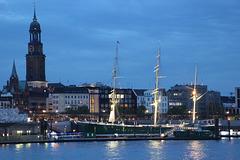 Berliner Luft in Hamburg