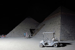 Pyramids Being Prepped For Burn (2054)