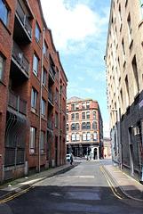 Back Turner Street, Manchester