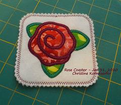 Rose Coaster