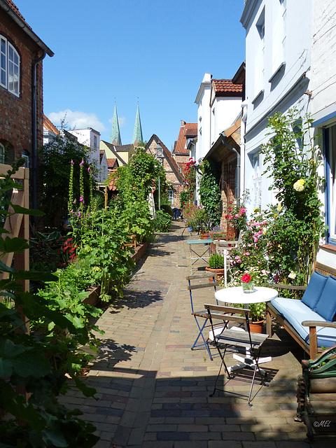 Lübeck, Rosengang