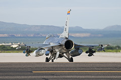 General Dynamics F-16C Fighting Falcon 86-0218