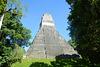 Guatemala, Tikal, Templo I - del  Gran Jaguar