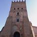 Der Eingangsturm der Liubartas-Burg