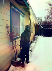 Fun with icicles