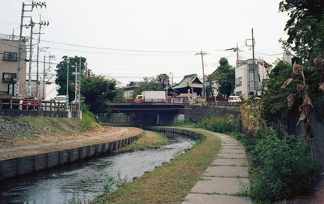 Stream in Kawagoe