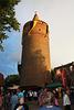 Burg Stargard, der mächtigste Bergfried Mecklenburgs
