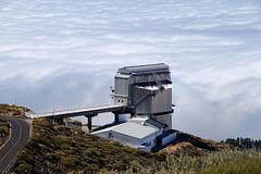 HFF vom Telescopio Nazionale Galileo