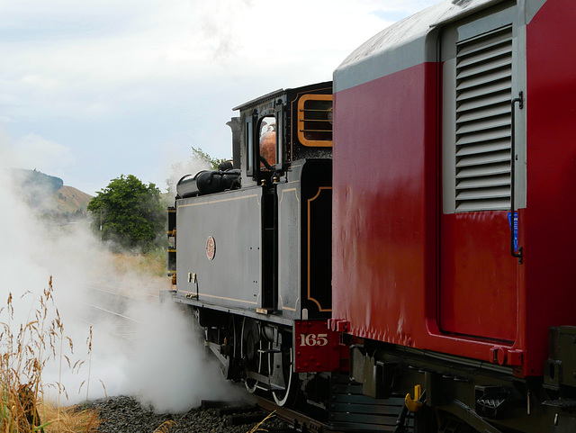 Locomotive and Steam, Gisbourne, New Zealand