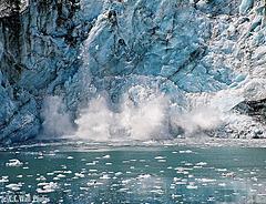 Margerie Glacier Calving #2