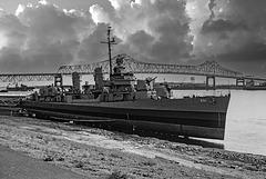 USS Kidd (DD-661) - 1986