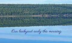 Lac La Hache, British Columbia