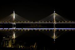 Megyeri Bridge, Budapest