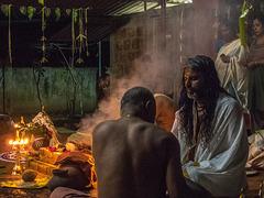 evening Puja