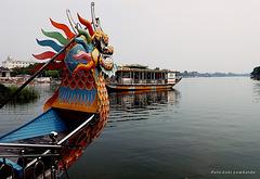Dragon Boat (Hue / Vietnam)
